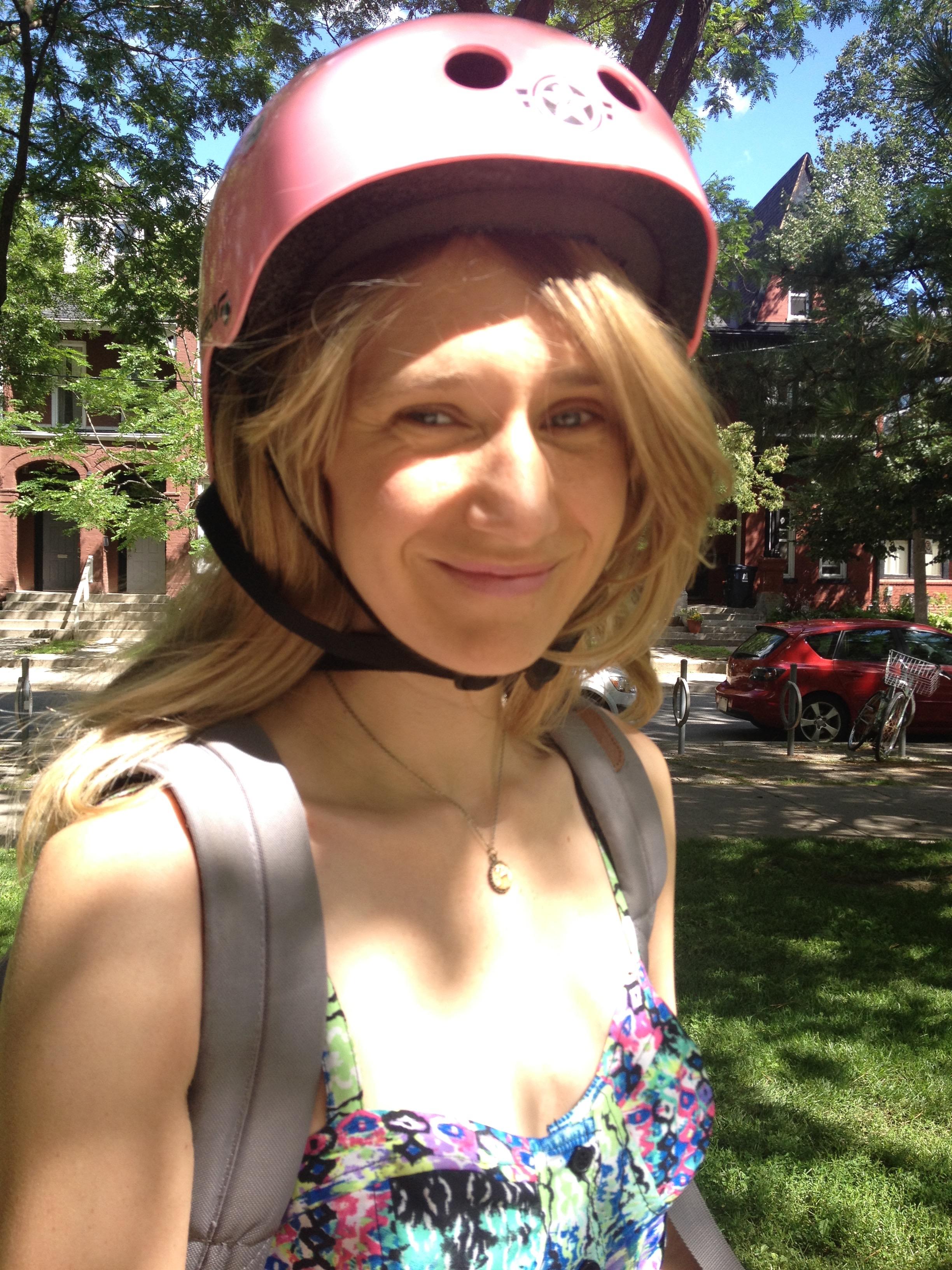 Bicycle Helmets Why Wear Evangeline